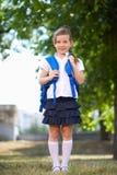 Schoolchild Royalty Free Stock Photography