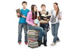 Schoolchildren Stock Images