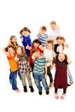 Schoolchildren Stock Photos