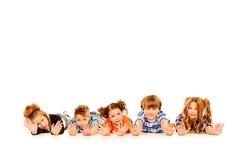 Schoolchildren Stock Photo