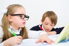 Schoolchildren Stock Image