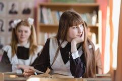 schoolgirl Imagens de Stock Royalty Free