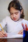 Schoolgirl Royalty Free Stock Images