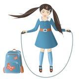 Schoolgirl Stock Photos