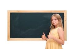 schoolgirl Arkivfoton