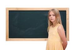schoolgirl Arkivbilder