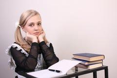 schoolgirl Stockfotos