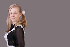schoolgirl Lizenzfreies Stockfoto