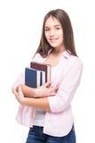 schoolgirl Foto de Stock Royalty Free