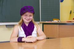 schoolgirl Imagem de Stock Royalty Free
