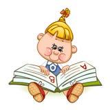 Schoolgirl Stock Image