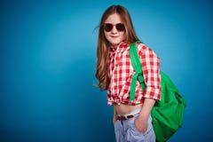 Schoolgirl Stock Photography
