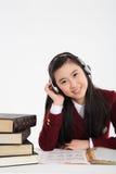 Schoolgirl II Royalty Free Stock Photography