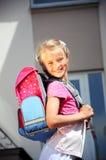 Schoolgirl Royalty Free Stock Photos