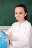 Schoolgirl Royalty Free Stock Photo