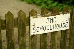 Schoolhouse Stock Photography