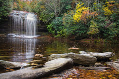 Schoolhouse falls Stock Images