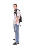 Schooljongen Stock Foto