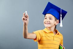 Schoolkid Royalty Free Stock Photo