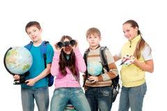 Schoolkinderen Royalty-vrije Stock Fotografie