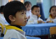 Schoolkinderen stock fotografie