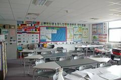 Schoolklaslokaal Stock Afbeeldingen