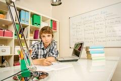 Schoolklaslokaal Stock Foto