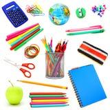 Schoollevering Stock Afbeeldingen