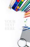 Schoollevering Stock Fotografie