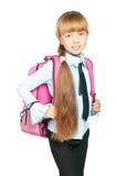 Schoolmeisje Royalty-vrije Stock Fotografie