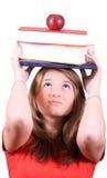 Schoolmeisje Royalty-vrije Stock Afbeelding