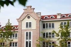 Schoolplein Royalty-vrije Stock Afbeelding
