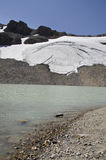 Schoolroom Glacier Stock Photography