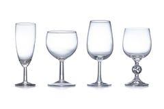 Schoon glaswerk stock fotografie