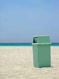 Schoon strand stock fotografie