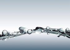 Schoon water Royalty-vrije Stock Afbeeldingen
