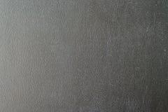 Schoon zwart bord met gradiënt Stock Foto