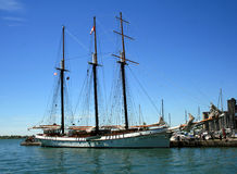 Schooner Royalty Free Stock Photography