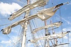 schooner Arkivfoton