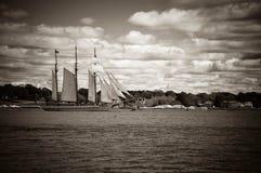 schooner Immagine Stock
