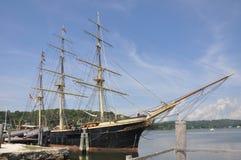 schooner Στοκ εικόνες με δικαίωμα ελεύθερης χρήσης