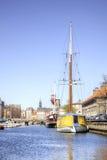 schooner Royaltyfria Bilder