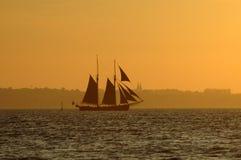 schooner Foto de archivo libre de regalías
