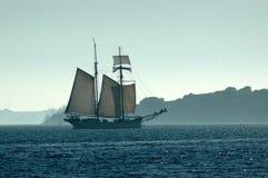 schooner Στοκ εικόνα με δικαίωμα ελεύθερης χρήσης
