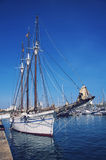 Schooner called Santa Eulalia Royalty Free Stock Image