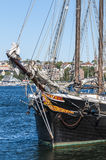 Schooner Svanen, Oslo Stock Photography