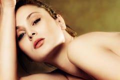 Schoonheid Royalty-vrije Stock Fotografie