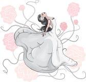 Schoonheid Royalty-vrije Stock Afbeelding