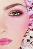 Schoonheid Royalty-vrije Stock Afbeeldingen