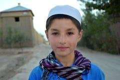 Schoonheid van Afghanistan stock afbeelding